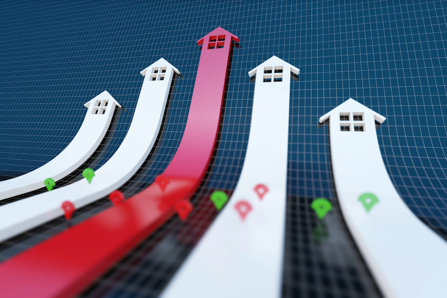 5 Ways To Stay On Top Of Real Estate Market Trends