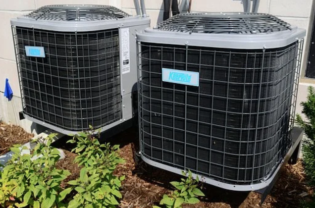 Can AC units be repaired?